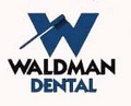 Waldman Dental Logo